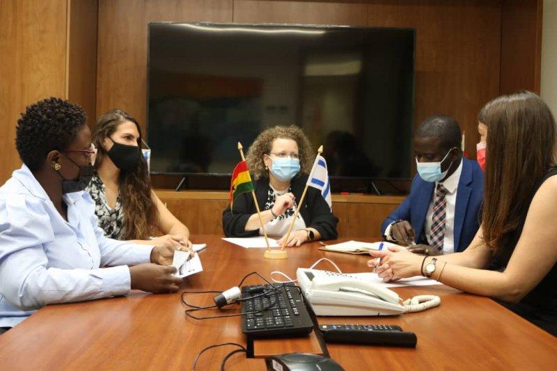 Israeli Embassy and partners launch Israel-Ghana AgriTechAccel