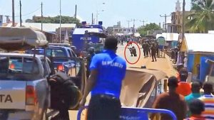 A/R: Ejura: About 7 soldiers shot into crowd of protesters – Journalist tells c'ttee