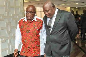 I regret to have trusted Akufo-Addo to con me to be SP – Martin Amidu