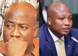 Return the two cars you bought with MPs' car loan if you're principled – Murtala to Ablakwa