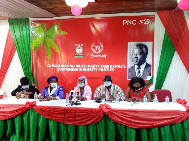 Ghana's democracy does not help minority parties – Bernard Mornah