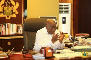 Covid-19: We cannot afford to return to the days of partial lockdowns– Akufo-Addo
