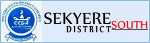 Read more about the article Sekyere South District