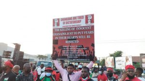 Read more about the article [Full Text] NDC's 8-pointer March for Justice petition to Akufo-Addo