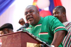 NDC dismisses Samuel Koku Anyidoho for indiscipline
