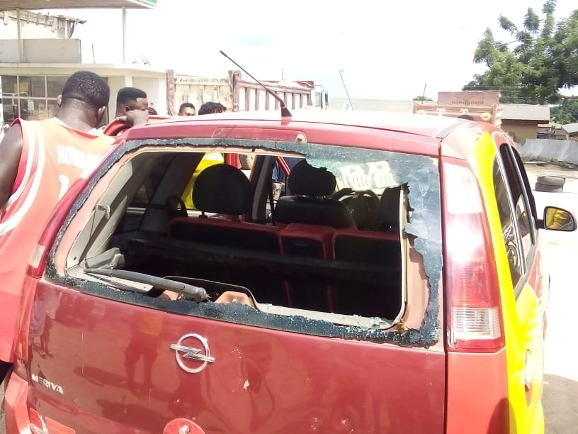 You are currently viewing A/R: Quasi-curfew imposed on Ntonso after youth clashes