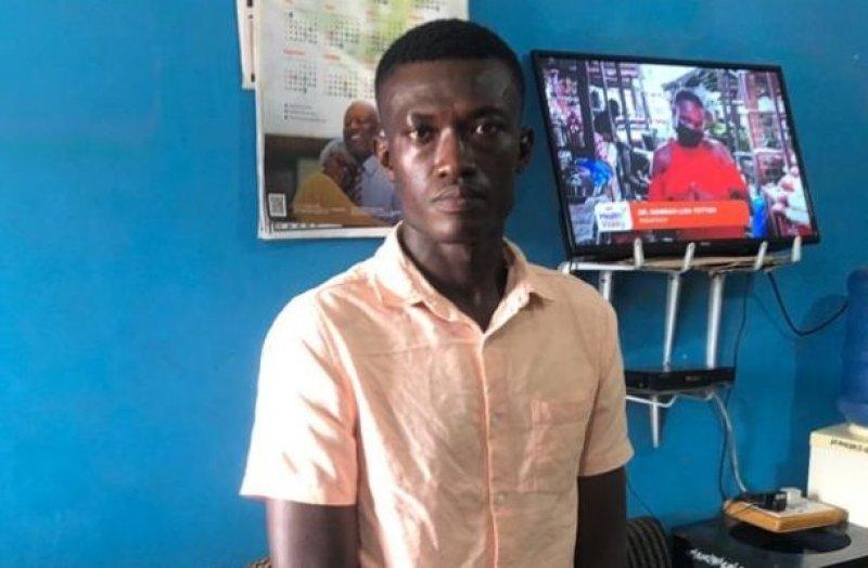 Abesim murder….suspect remanded