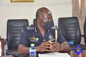 Abesim Murder – Tears flow as IGP sympathises with bereaved families