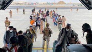 Afghanistan crisis: Chaos at Kabul airport amid scramble to evacuate