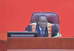 Read more about the article 'There is no majority in Parliament' – Alban Bagbin to NPP