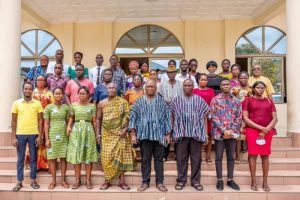 Asogli Educational Fund bails out 57 needy students