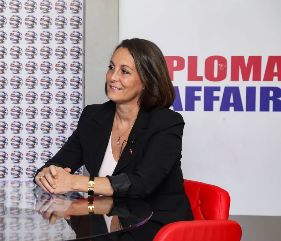 LGBT: French Amb. buckles; apologises for hosting Sam George on her show