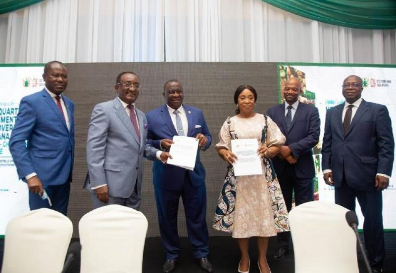 Ghana and Cote d'Ivoire sign deal to establish cocoa initiative secretariat in Accra
