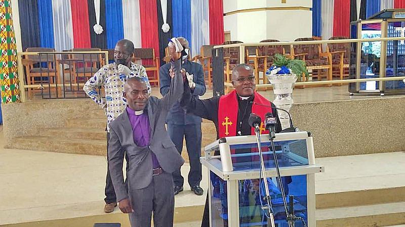 EP Church elects Rev Dr Lawson Kwaku Dzanku as Clerk of the General Assembly