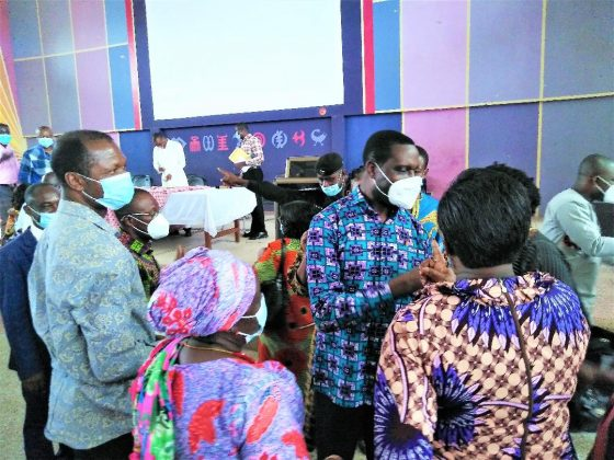 Dr. Adutwum Commends Heads of Schools