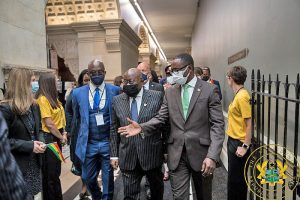 Africa must build robust financial systems against financial crime – President Akufo-Addo