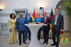 """Read more about the article """"Ghana's relations with Germany of utmost importance"""" – President Akufo-Addo"""