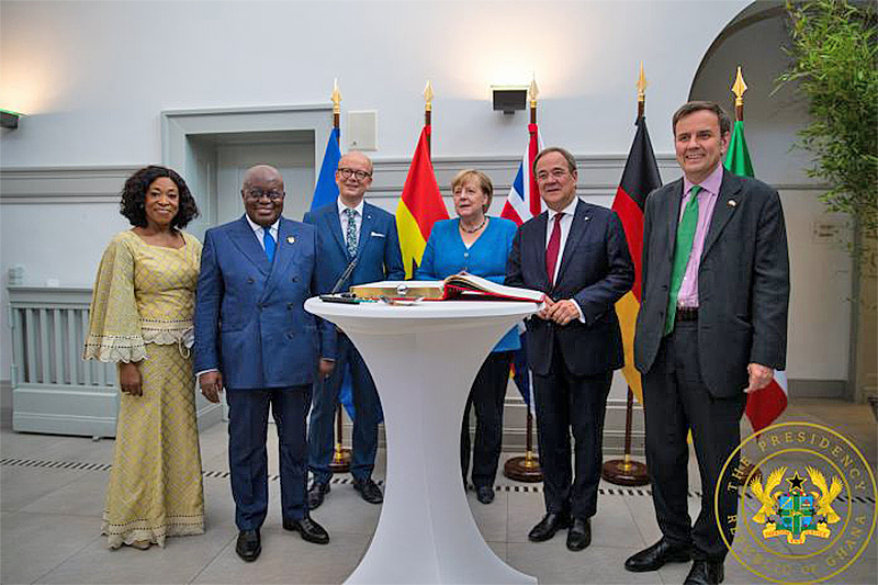 """""""Ghana's relations with Germany of utmost importance"""" – President Akufo-Addo"""