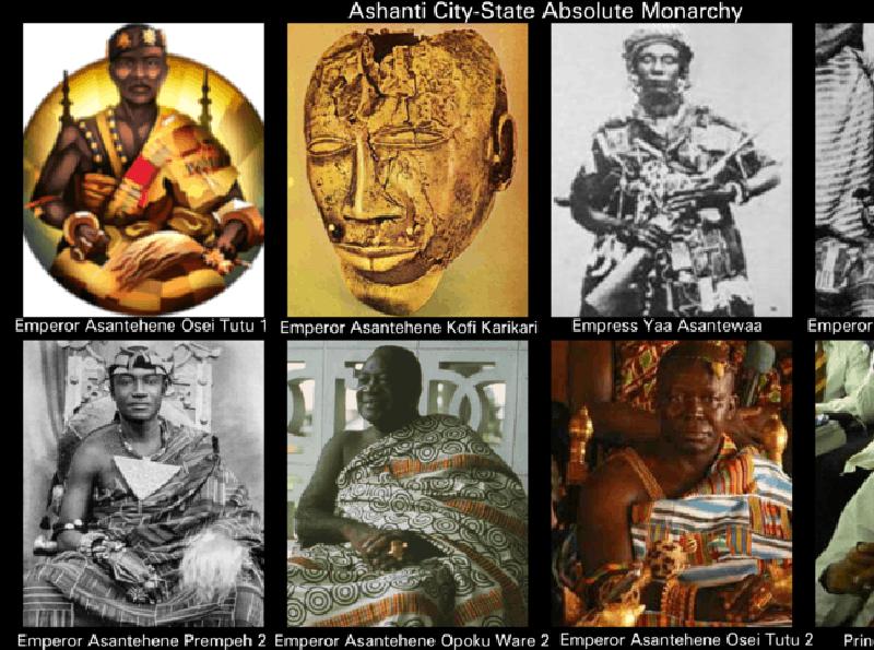 The Reign Of Nana Osei Kwame and Nana Opoku Fofie