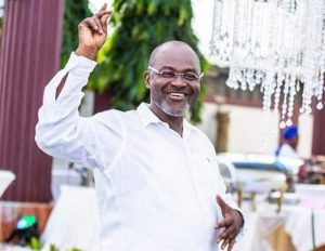 Read more about the article I will not seek parliamentary re-election in 2024 – Kennedy Agyepong