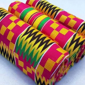 Read more about the article KENTE in PICTURES & Info about Ashanti Kente