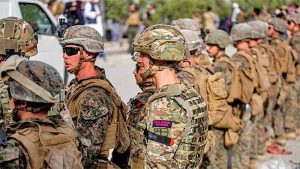 Afghanistan: UK's Kabul evacuation ends today, says military