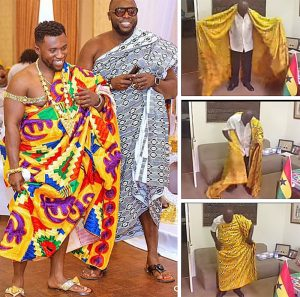 Read more about the article Bonwire-Kente