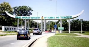 Read more about the article A/R: New timetable for KNUST semester examinations released