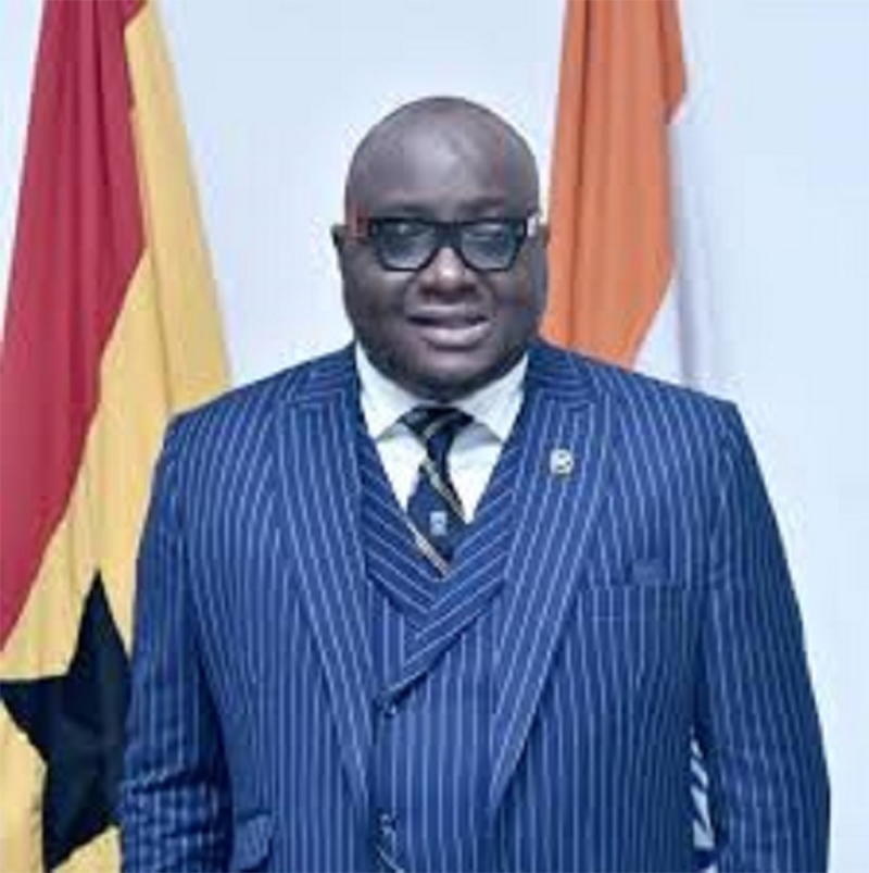 Akufo-Addo appoints Oquaye Jnr. as Free Zones CEO