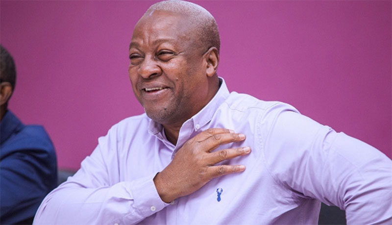 Former President Mahama begins Election 2020 'Thank You Tour'