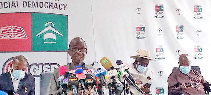 NDC proposes EC split into two separate, distinct bodies