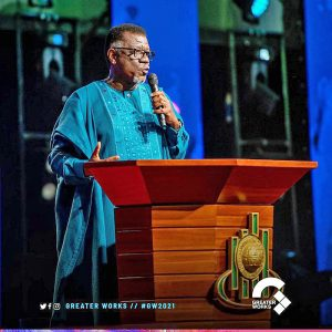 Pastor Mensa Otabil advocates for industrial revolution for Africa's Youth