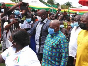 Read more about the article Ghana seeking herd immunity to overcome threats of COVID-19 – President