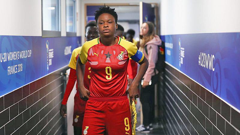 Sandra Owusu Ansah pens one-year deal with ZFK Spartak Subotica FC