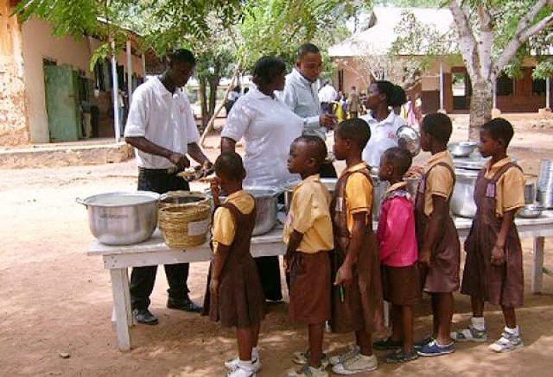 Ghana School Feeding Programme assures caterers of payment
