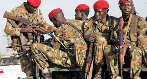 Court sentences 6 Sudanese soldiers to death for killing protesters
