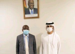 Sheikh Al Maktoum refunds money to Ghana