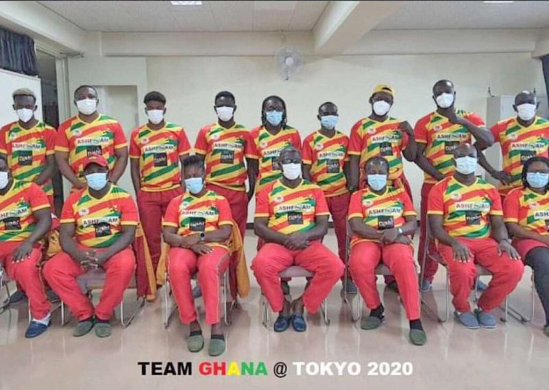 How Ghana fared at the Tokyo Olympics