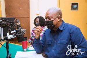 Read more about the article Government's Agenda 111 an afterthought….Former President Mahama