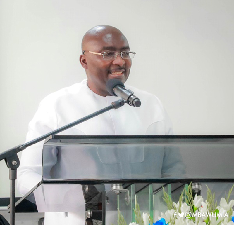 Preach Peace and Unity – VP Bawumia To Religious Leaders