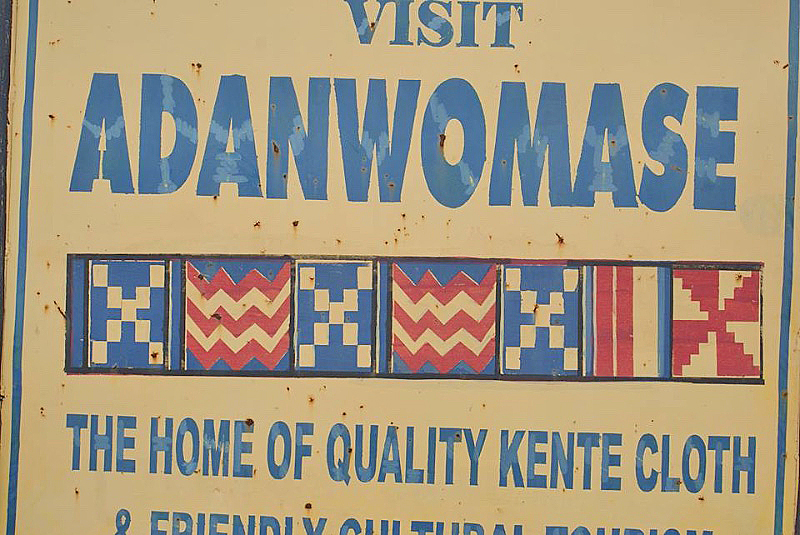 Adanwomase Kente