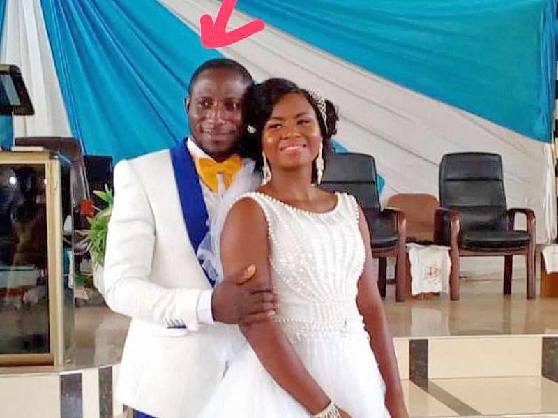 Man stabs wife to death over divorce.