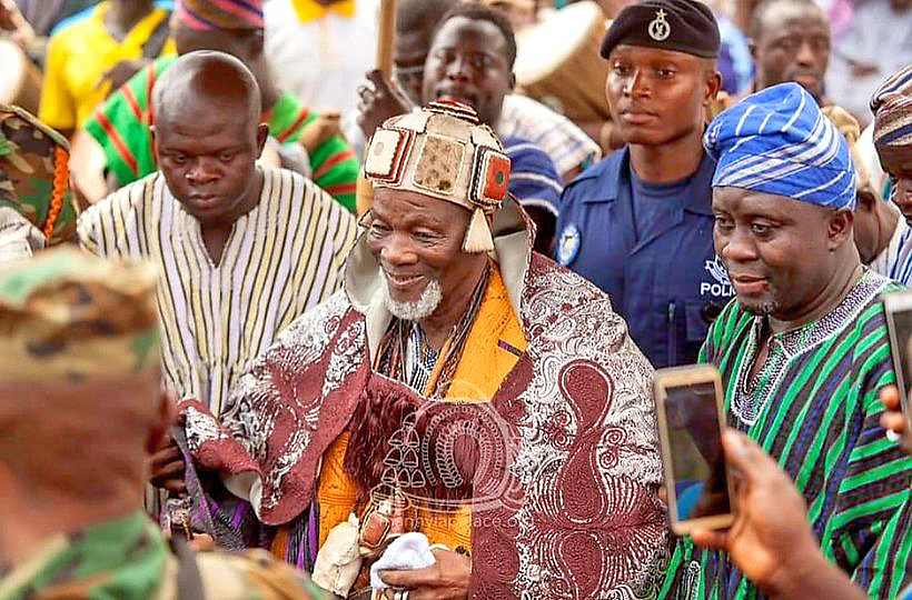 The formation of Zongo's in Asanteman mu