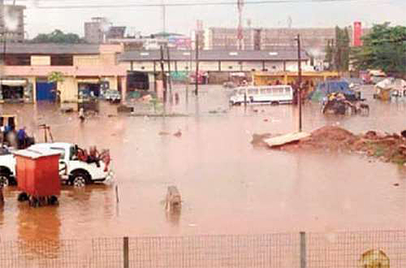 You are currently viewing A/R: Six confirmed dead following torrential rains in parts of Ashanti