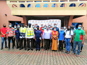 Read more about the article A/R: MTTD & NCCE facilitate drivers training at Oforikrom