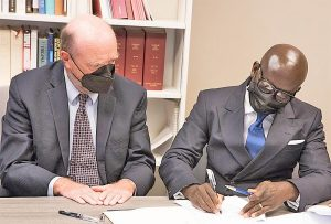 Read more about the article AG secures scholarship for Ghanaian lawyers
