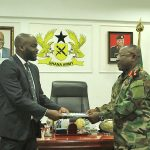 Access Bank offers mortgage facilities to the Ghana Army