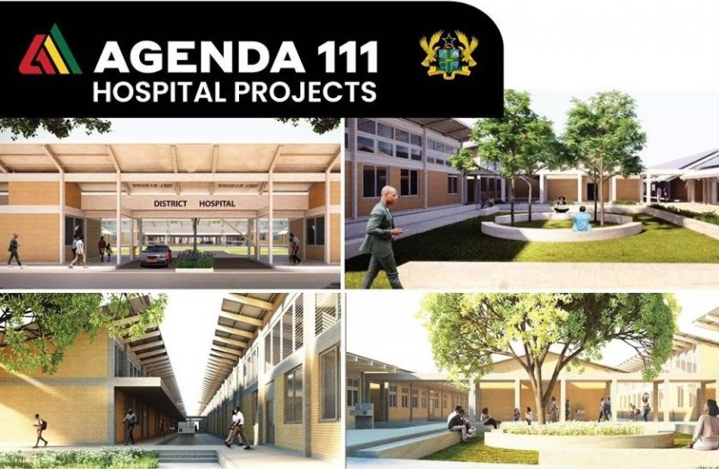 'We are ready to support Agenda 111 hospital in Afadzato South' – Togbe Akoto