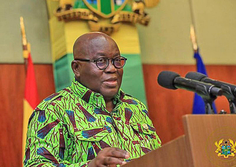 Public institutions cannot allocate lands without Executive approval – President