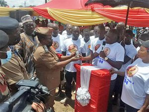 Read more about the article Ashanti Region needs more Fire Stations- DCFO Boakye